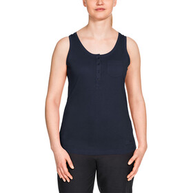 Jack Wolfskin Essential Top Women midnight blue